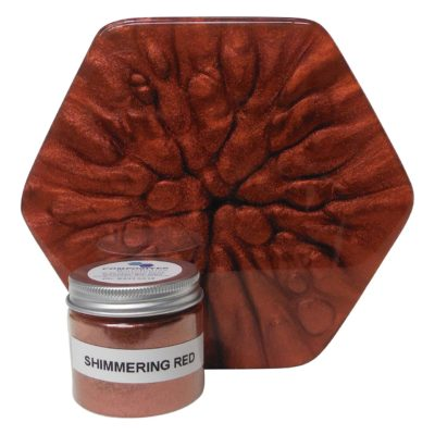 Epoxy Resin Pigment Red
