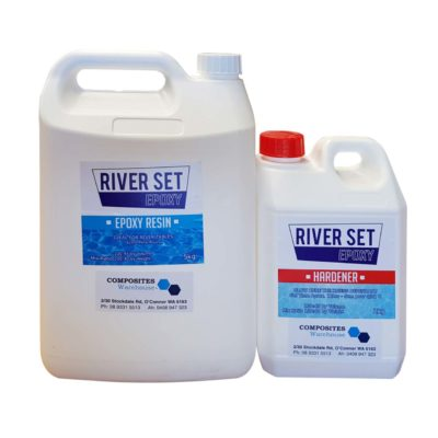River Set Epoxy Resin Kits