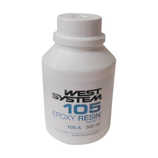 West System 105 Epoxy 500ml